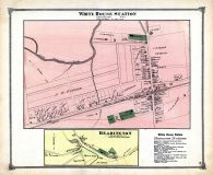 White House Station, Readington, Hunterdon County 1873
